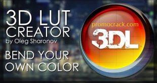 3D LUT Creator Crack Mac + Windows
