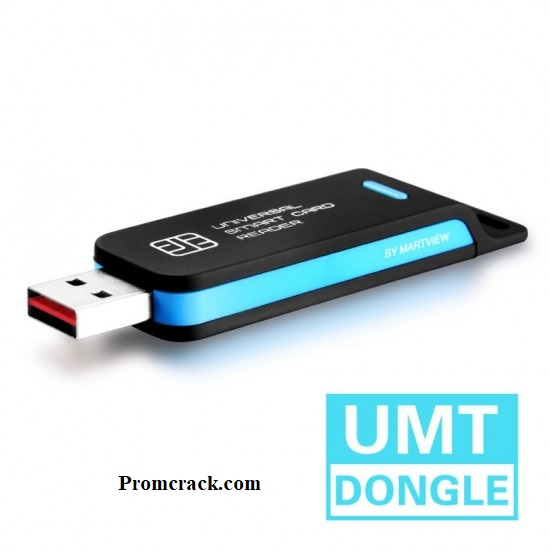UMT Dongle 5 Crack + Without Box (Loader) Setup Free Download