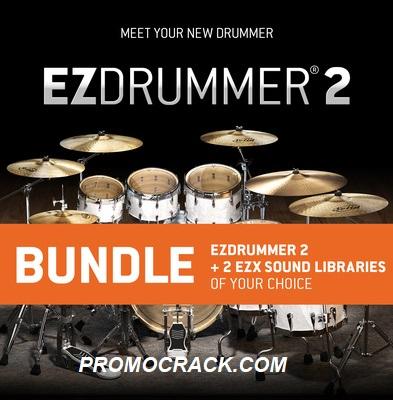 EZdrummer 2.1.8 Crack MAC+ Torrent Free Download (2020)