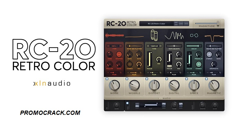 RC-20 Retro Color Crack + Torrent (2020) Free Download