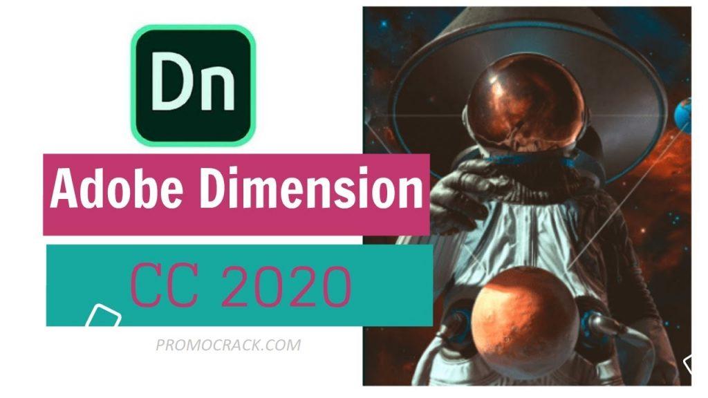 Adobe Dimension CC 2020 v3.1 Crack & Torrent (Mac/WIN)