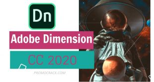 Adobe Dimension CC 2020 v3.1 Crack & Torrent (Mac/WIN)