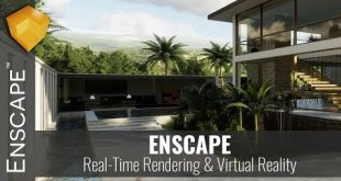 Enscape3D 2.7 Crack For SketchUp & License Key (2D & 3D)