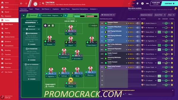 Football Manager 2020 Crack & Torrent (Mac/Win) Download!
