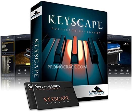 Keyscape 1.1.2c Crack + Torrent Free Download For (MAC)