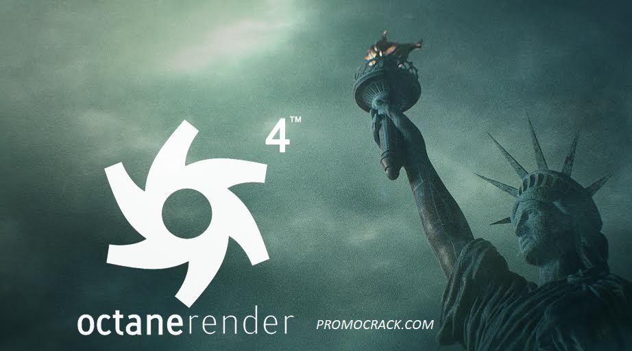 OctaneRende 4 Crack & Torrent Latest Download (2020)