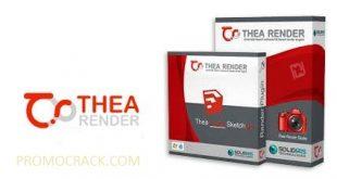 Thea Render 2.2 Crack + Torrent For SketchUp Free Download