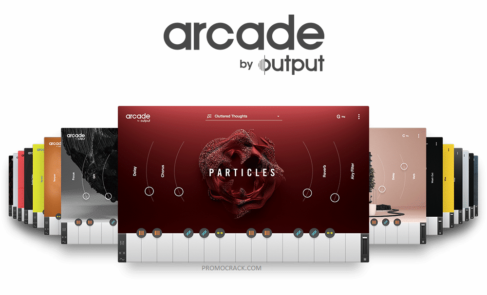 Output ArcadeVST Crack 1.3.6 Torrent Setup R2R Download (2020)
