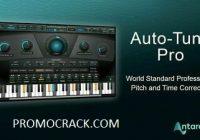 Antares Autotune Pro 9.1.1 Crack & Registration Code [2020]