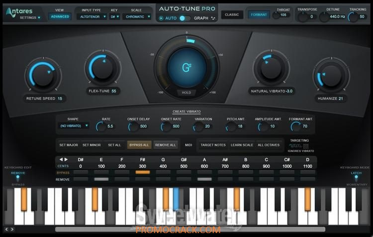 Antares Autotune Crack With Registration Code Download