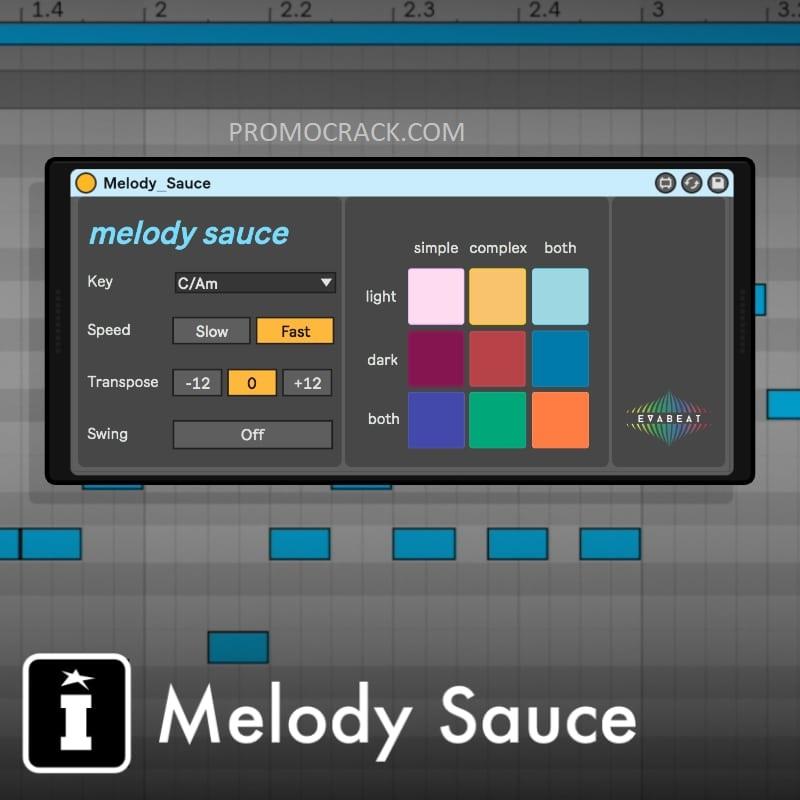 Melody Sauce VST Crack v1.5 For Mac & Windows (2020)