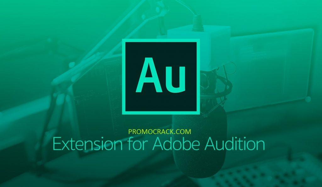 Adobe Audition 13.0.10 Crack & C6 Latest Torrent Download!