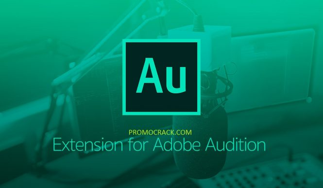 Adobe Audition 13.0.10 Crack & C6 Latest Torrent Download!