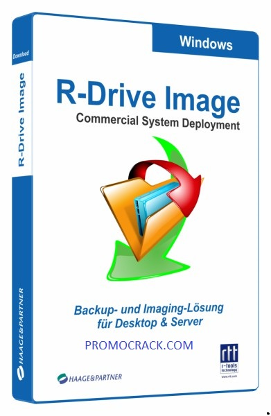 R-Drive Image 6.3 Build 6306 Crack & Patch Download [2020]