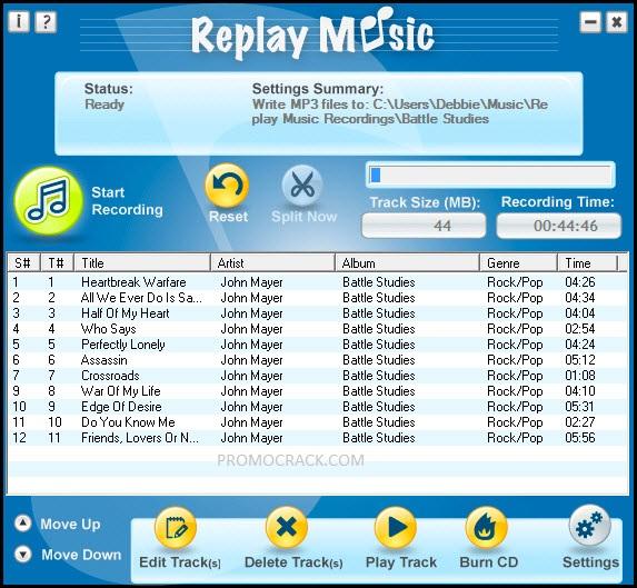 Replay Music 8.0.21.0 Crack 2021 Edition Download [Mac + Windows]