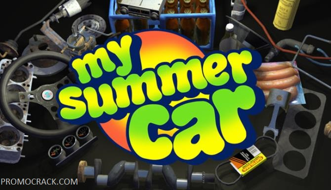 My Summer Car Crack 29.05.2020 PC Game Download [Latest]
