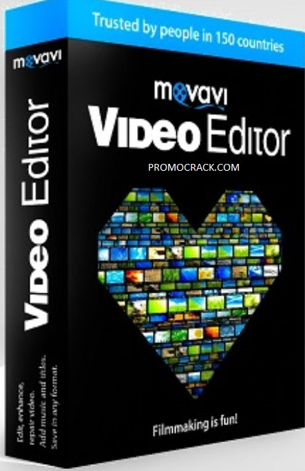 Movavi Video Editor 21.0.1 Crack + Activation For 2021 [Mac + Windows]