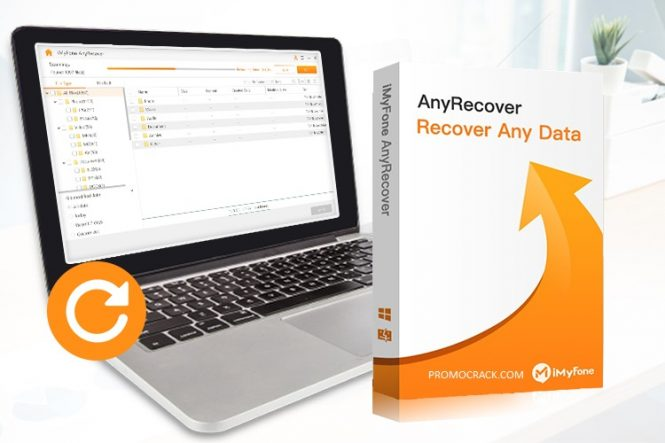 iMyFone AnyRecover 4.6.1 Crack + Keygen [Mac + Windows] Download