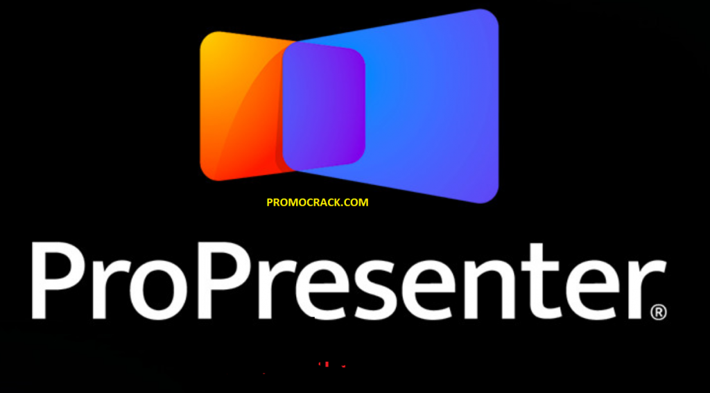 ProPresenter 7.4.2 Crack + Keygen [Mac + Windows]