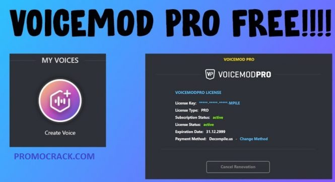 How to Activate Voicemod Pro License Key?
