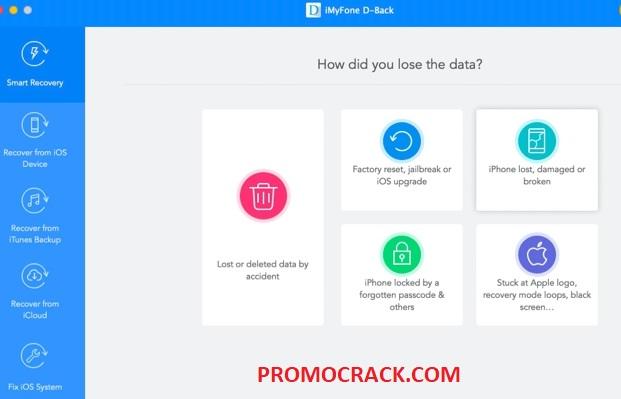 iMyFone D Back crack