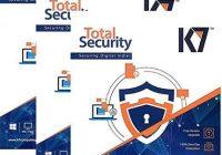 K7 Total Security 16.0.0494 Crack + Activation Key Generator 2021
