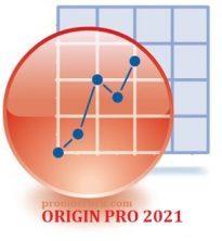 Origin Pro 10.5.100.48178 Crack + Serial Number Free Download (2021)