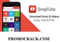 SnapTube 6.01 Crack + APK & MOD Download [2021]