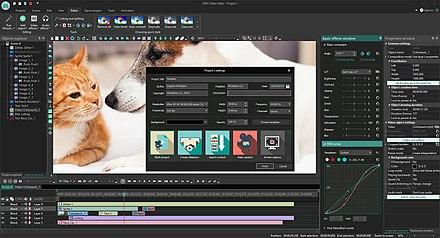 VSDC Video Editor 6.7 Crack + Keygen Full Download (2021)